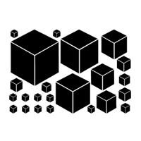 Стикер Paristic Кубики, цвет: черный, 30 х 45 см127319Добавьте оригинальность вашему интерьеру с помощью необычного стикера Кубики. Изображение на стикере выполнено в виде нескольких кубиков различного размера. Изображения можно разделить и разместить в любых местах в выбранном вами помещении, создав тем самым необычную композицию.Необыкновенный всплеск эмоций в дизайнерском решении создаст утонченную и изысканную атмосферу не только спальни, гостиной или детской комнаты, но и даже офиса. Стикервыполнен из матового винила - тонкого эластичного материала, который хорошо прилегает к любым гладким и чистым поверхностям, легко моется и держится до семи лет, не оставляя следов.Сегодня виниловые наклейки пользуются большой популярностью среди декораторов по всему миру, а на российском рынке товаров для декорирования интерьеров - являются новинкой.Paristic - это стикеры высокого качества. Художественно выполненные стикеры, создающие эффект обмана зрения, дают необычную возможность использовать в своем интерьере элементы городского пейзажа. Продукция представлена широким ассортиментом - в зависимости от формы выбранного рисунка и от Ваших предпочтений стикеры могут иметь разный размер и разный цвет (12 вариантов помимо классического черного и белого). В коллекции Paristic-авторские работы от урбанистических зарисовок и узнаваемых парижских мотивов до природных и графических объектов. Идеи французских дизайнеров украсят любой интерьер: Paristic -это простой и оригинальный способ создать уникальную атмосферу как в современной гостиной и детской комнате, так и в офисе. В настоящее время производство стикеров Paristic ведется в России при строгом соблюдении качества продукции и по оригинальному французскому дизайну.