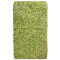 Коврик для ванной комнаты Gobi, цвет: зеленый чай, 70 х 120 см spirella