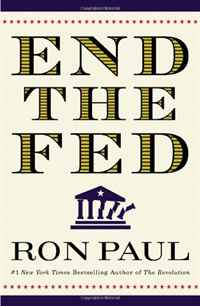 End the Fed economic methodology