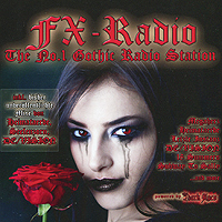 FX-Radio. The No. 1 Gothic Radio Station (2 CD) gothic compilation 64 2 cd
