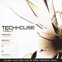 Techhouse. Vol. 1 (2 CD)
