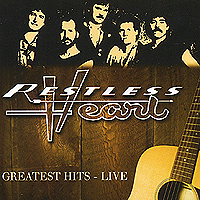 Restless Heart Restless Heart. Greatest Hits: Live салатник luminarc oh minnie диаметр 16 см