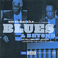 WDR Big Band,Джон Клейтон Blues & Beyond blues band the blues band wire less