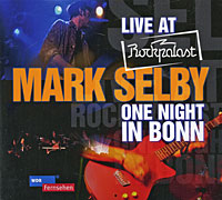 все цены на Марк Селби Mark Selby. One Night In Bonn. Live At Rockpalast