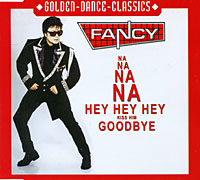 Фэнси Fancy. Na Na Na Na Hey Hey Hey Kiss Him Goodbye t art блузка
