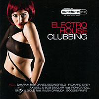 Jansen,Пэрси Дэйк,City Sneakerz,Майкл Маршалл,DJ Antoine,Mad Mark Electro House Clubbing (2 CD) pigini l edit english with crosswords 3
