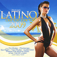 Том Пулс,Sonny,Berenice,Cuba Club,Coolio,Beat Nouveau,DJ Bobo Latino Dance Party 2009 (2 CD) grisewood e edit shrek the third level 3 cd