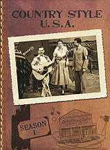 Various Artists: Country Style U.S.A. Season 1 футболка lin show 367