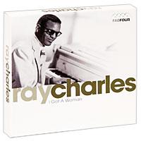 Рэй Чарльз Ray Charles. I Got A Woman (4 CD) рэй чарльз ray charles original album series 5 cd