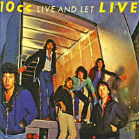 10 CC 10 CC. Live And Let Live (2 CD) акустика центрального канала paradigm studio cc 490 v 5 cherry