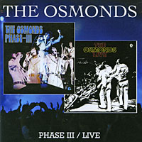 The Osmonds The Osmonds. Phase-III / Live 3dm2283 leadshine digital microstep drive 3 phase 11 7a ac180 240v fit 86 110 130 motor