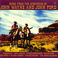 Zakazat.ru Music From The Westerns Of John Wayne And John Ford