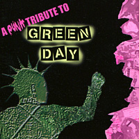 A Punk Tribute To Green Day epiphone les paul tribute plus 60 s faded cherry burst