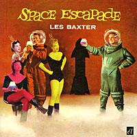 Лес Бакстер Les Baxter. Space Escapade крепления burton escapade