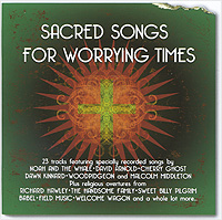 Sacred Songs For Worrying Times stars above a lunar chronicles collection
