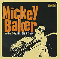 Mickey Baker. In The '50s: Hit, Git & Split electric kettle boiling pot 304 stainless steel home insulation 1 7l