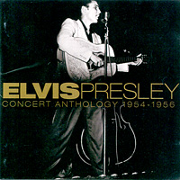 Элвис Пресли Elvis Presley. Concert Anthology 1954-1956 (2 CD) rainbow anthology 1975 1984 cd