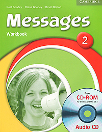 Messages 2: Workbook (+ CD-ROM) zhou jianzhong ред oriental patterns and palettes cd rom