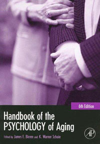 Handbook of the Psychology of Aging handbook of mental health and aging
