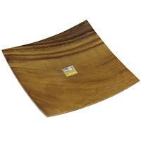 Блюдо для сервировки Tropics, 25,5 х 25,5 см1104595Представляем вашему вниманию квадратное блюдо для сервировки Tropics, выполненное из дерева. Оригинальный дизайн блюда идеально впишется в интерьер вашей кухни или будет достойным подарком для родных и друзей. Характеристики: Материал:дерево. Размер: 25,5 см х 25,5 см. Артикул: 1104595. Производитель: Великобритания.