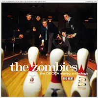 The Zombies The Zombies. The Decca Stereo Anthology (2 CD) rainbow anthology 1975 1984 cd