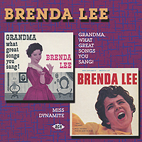 Бренда Ли Brenda Lee. Grandma, What Great Songs You Sang! / Miss Dynamite what happened miss simone