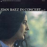 Джоан Баэз Joan Baez. In Concert Part 2 joan manuel serrat concepcion