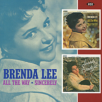 Brenda Lee. All The Way / Sincerely