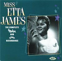 Этта Джеймс Etta James. Miss Etta James: The Complete Modern & Kent Recordings (2 CD) etta and otto and russell and james