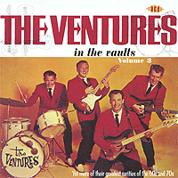 The Ventures The Ventures. In The Vaults. Volume 3 long john silver volume 3 the emerald maze