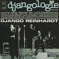 Джанго Рейнхардт Django Reinhardt. Part 16: 1947-1949 запчасти для автоматических столов emi