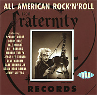All American Rock 'N' Roll From Fraternity Records american rock – rock religion