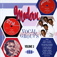 Modern Vocal Groups. Vol. 3