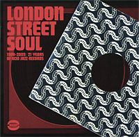 Фото - London Street Soul. 1988-2009 - 21 Years Of Acid Jazz Records johnny hates jazz london