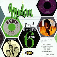 Modern Vocal Groups. Vol. 6