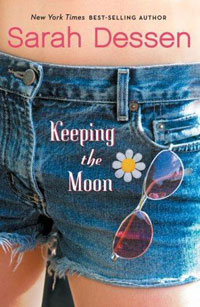 Keeping the Moon rdr young adult dracula audio cd
