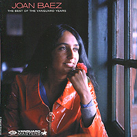 Джоан Баэз Joan Baez. The Best Of The Vanguard Years джоан баэз joan baez the joan baez country music album