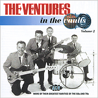 The Ventures The Ventures. In The Vaults. Volume 2
