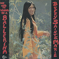 Баффи Санти-Мари Buffy Sainte-Marie. She Used To Wanna Be A Ballerina 1pc used yokogaea ea9 a
