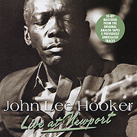 John Lee Hooker. Live At Newport