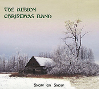 The Albion Christmas Band The Albion Christmas Band. Snow On Snow 7x10ft thin vinyl photography elk snow pine tree backgrounds christmas backdrop for photo studio cm 6391
