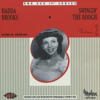 Хэдда Брукс Hadda Brooks. Swingin' The Boogie original airtac compact cylinder ace series ace80x10