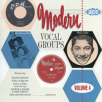 Modern Vocal Groups. Vol. 4
