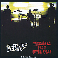 The Meteors The Meteors. Teenagers From Outer Space original airtac compact cylinder ace series ace80x10