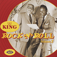 King Rock 'N' Roll. Volume 2 new sanyo denki san ace 9bmb12p2j618 12v 3 8a 9733 high air volume cooling fan