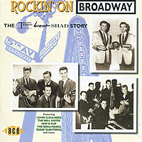 Rockin' On Broadway: The Time, Brent, Shad Story пальто alix story alix story mp002xw13vur