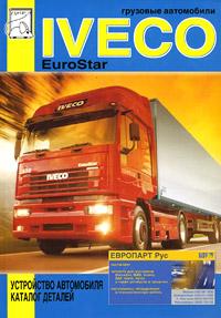 Грузовые автомобили. Iveco EuroStar. Устройство автомобиля. Каталог деталей настольные игры djeco настольная игра гусёк