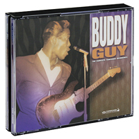 Бадди Гай Buddy Guy. The Complete Vanguard Recordings (3 CD) vanguard alta access 38x