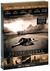 Ending Themes: On The Two Deaths Of Pain Of Salvation (Limited Edition) (2 DVD + 2 CD) музыка cd dvd cd 1cd