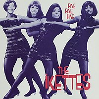 The Ikettes The Ikettes. Fine, Fine, Fine (LP) motor ace motor ace five star laundry 2 lp